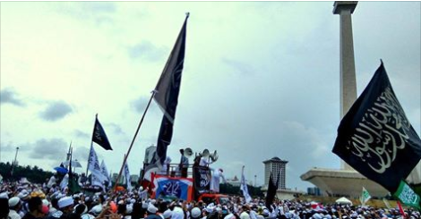 Indonesian Moderate Islam in the Eye of the Global Society: Is It Falling Yet?