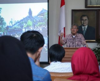Ambassadorial Lecture with H.E. Yuri O. Thamrin: Democratic-Driven Partnership between Indonesia and the European Union
