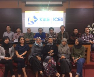 IIS UGM Participation on Indonesian Community for European Studies Annual Workshop