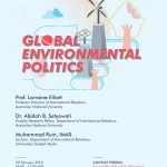 CLIMATALK Global Environmental Politics IIS UGM ANU