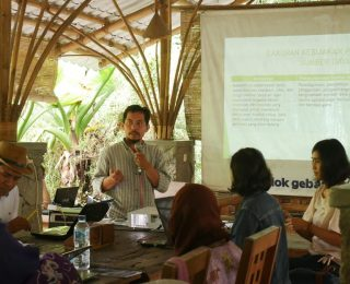 Interest Aggregation Forum: Creating a Just Water Governance System in Yogyakarta