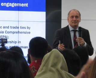 Recent Developments in the EU & Its Impact to the EU-Indonesia Relations