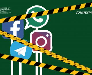 [COMMENTARIES] Limiting Social Media Feature: Indonesian Government's Intervention to Prevent Fake News in the Political Unrest of 21 May 2019
